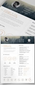 professional cv resume and cover letter psd templates resume template and icons psd
