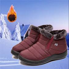 <b>Fashion Men</b> Winter Warm <b>Snow Boots</b> Waterproof Cotton ...