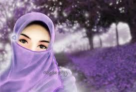 muslimah comel