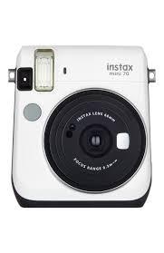 <b>Фотоаппарат Fujifilm Instax mini</b> 70 White INSTAX — купить за ...