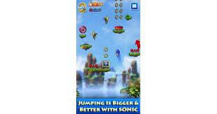 <b>Sonic Jump</b> App Review