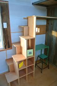 boulder tiny house stairs bedroompleasing furniture unique custom full size