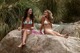"""Amber Heard and Odette Yustman in Bikini at """"And Soon the Darkness ... - cd60ad109camber_odette_and_soon_the_darkness_set_zzz_zzlo"""