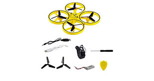Interactive Watch <b>Induction Drone</b> for Kids Adult, LED Lighting ...