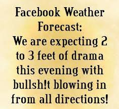 facebook weather forecast funny quotes quote facebook lol funny ... via Relatably.com
