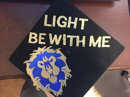 i m graduating from college but going out into the real world imagei m graduating from college but going out into the real world makes me nervous so here s my graduation cap