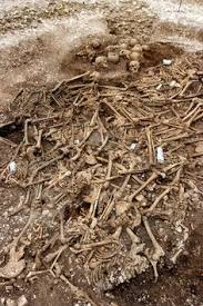 「remains found in the charter house garden in london」の画像検索結果