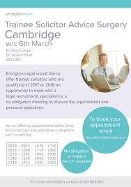 errington legal trainee solicitor advice surgery in the meantime we hope to see you at our bowling night next tuesday if you are coming