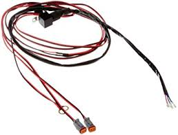 amazon com rigid industries 40196 wire harness for set of d2 rigid industries 40196 wire harness for set of d2 lights