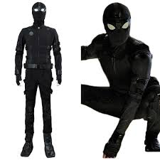 <b>Spiderman</b> 2 : Far From Home <b>Spider</b>-<b>Man</b> Noir / Stealth Suit Peter ...