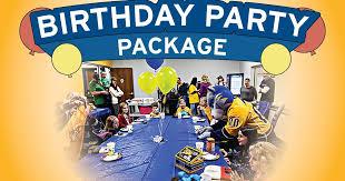 <b>Birthday Party</b> Package | Nashville Predators