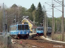 Image result for tåg möts