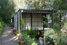 Originally known as Case Study House No     the Eames House was such a spatially pleasant modern residence that it became the home of the architects