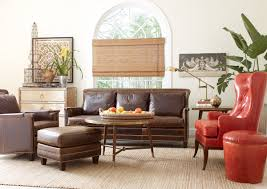 our favorite astounding red leather couch furniture
