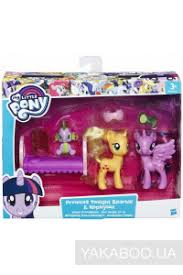 Игровой набор Hasbro <b>My Little Pony Пони</b>-<b>модницы парочки</b> ...