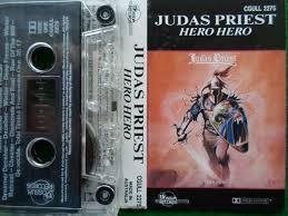<b>Judas</b> Priest – Hero, Hero (1988, Cassette) - Discogs