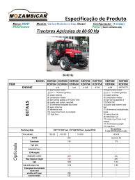 Kent_Tractores Agrícolas de 80 a 90 Hp | Manual Transmission ...