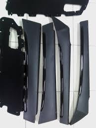 <b>Верхние накладки</b> на <b>дверные</b> обшивки от приоры-2 ЛЮКС ...