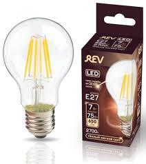 Светодиодная <b>лампа REV</b> Ritter 32422 5 Filament a60 e27 5w ...