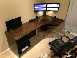 furniture the perfect choice with long computer desk for office room decoration home desks and amazing home offices women