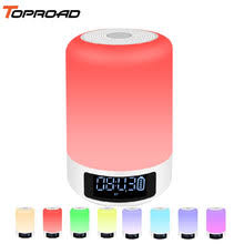 Buy Touch Control <b>Lights Wireless Bluetooth Speakers</b> online - Buy ...