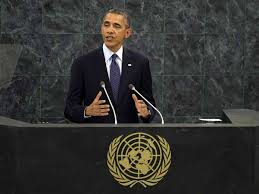 Image result for OBAMA IN UN PHOTO