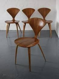 norman chairs and pretzels on pinterest cherner furniture