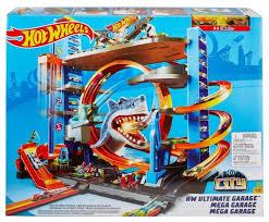 Трек <b>Hot Wheels City</b> HW Ultimate Garage FTB69 — купить по ...