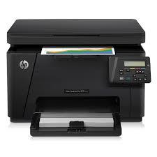 Купить Лазерное <b>МФУ</b> (цветное) <b>HP LaserJet</b> Pro M176n в ...