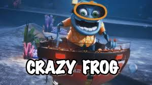 Crazy Frog - <b>Popcorn</b> (Official Video) - YouTube