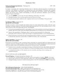 objective statement for engineering resume | Template objective statement for engineering resume