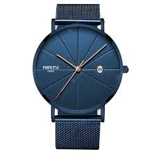 <b>NIBOSI</b> Unisex <b>Luxury</b> Famous Top <b>Brand</b> Dress Fashion Watch ...