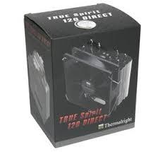 <b>Thermalright True Spirit</b> 120 Direct - компактный башенный <b>кулер</b> ...