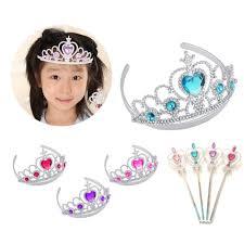 SkyTower <b>2pcs Party</b> Accessories Girl Queen Princess <b>Halloween</b> ...