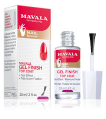 <b>Mavala</b> International — Gel Finish <b>Top Coat</b>