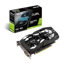 <b>DUAL</b>-GTX1650-O4G|Graphics Cards|ASUS Global