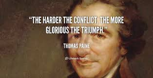Thomas Paine Quotes. QuotesGram via Relatably.com