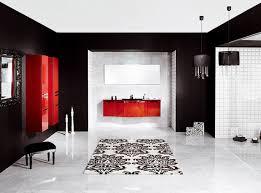 red black modern