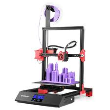 <b>Alfawise U50 DIY FDM</b> 3D Printer 3.5 inch Touch Screen – Black EU ...