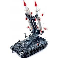 Купить <b>Конструктор XingBao Ракетная установка</b> SA-4 GANEF ...