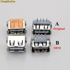 <b>ChengHaoRan</b> 1x <b>Original new</b> 2.0 USB Jack USB Connector USB ...