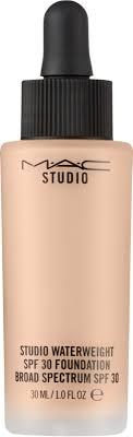 <b>MAC</b> Studio Waterweight SPF 30 Foundation   Ulta Beauty