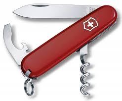 <b>Нож перочинный</b> Victorinox <b>Waiter</b> (0.3303.B1) 84мм 9функций ...