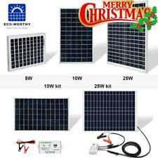 20 Watt <b>Solar Panel</b>