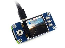Waveshare 1.44inch LCD Display HAT for Raspberry ... - Amazon.com