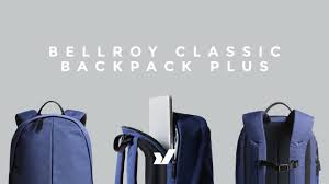 The Bellroy <b>Classic Backpack</b> Plus - YouTube
