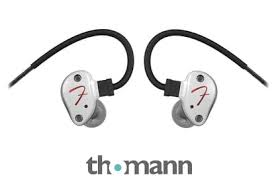 <b>Fender PureSonic Wired Earbud</b> B-Stock – Thomann UK