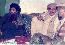 Image result for Brigadier Afzal Janjua with Mujahideen