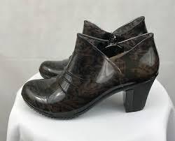 <b>Women's Sanmm</b> Ankle Rain Booties Heels Size 6, New | eBay