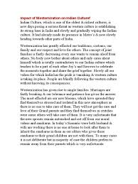 essay on western culture impact on  essay on western culture impact on